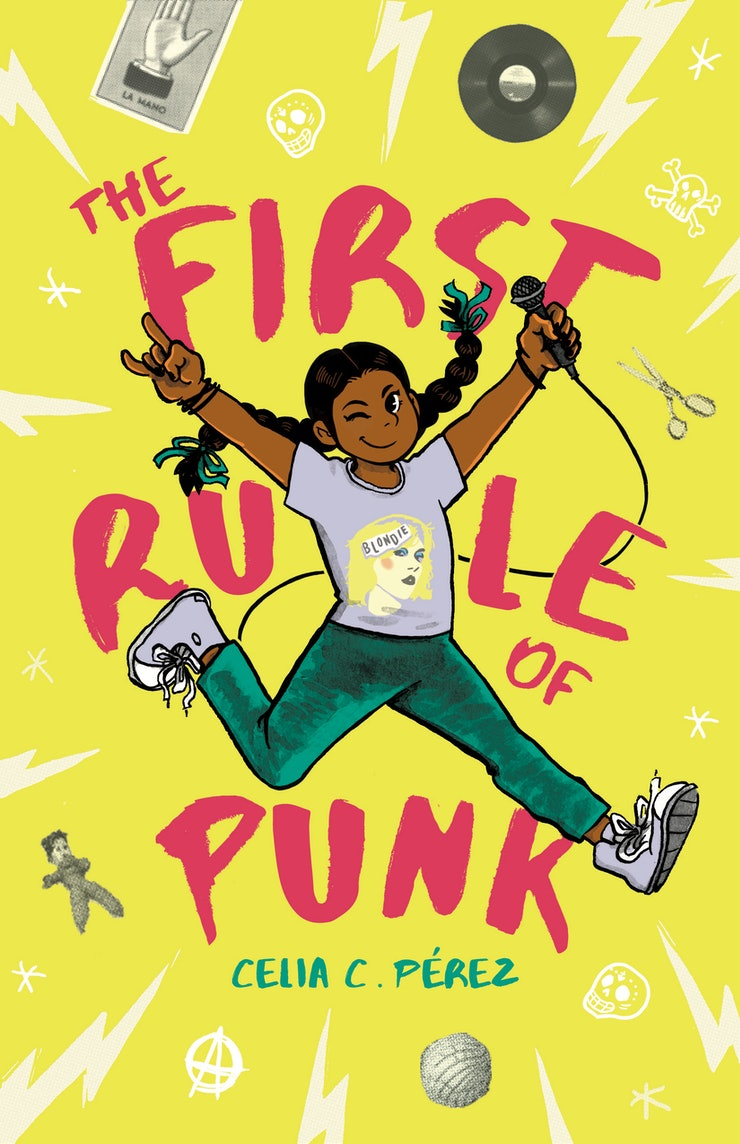 Image result for the first rule of punk