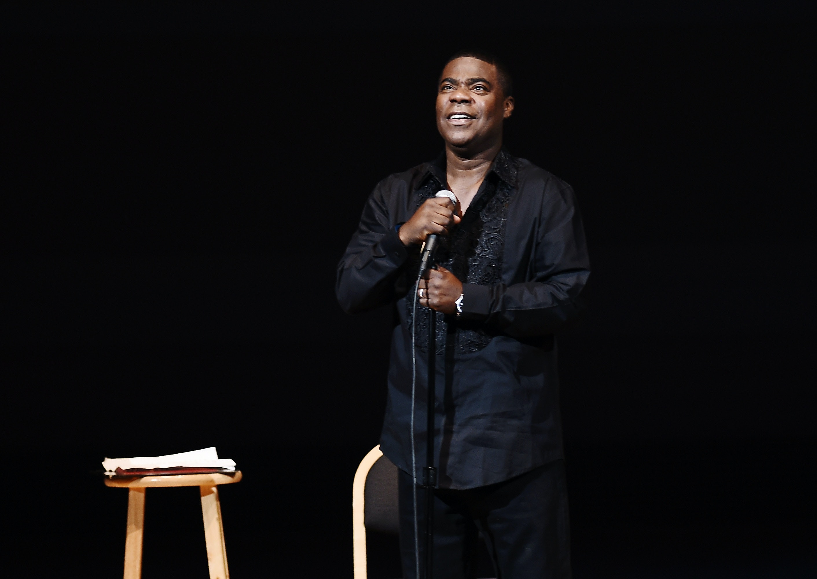 Tracy Morgan is the latest comedian to earn a Netflix stand-up special