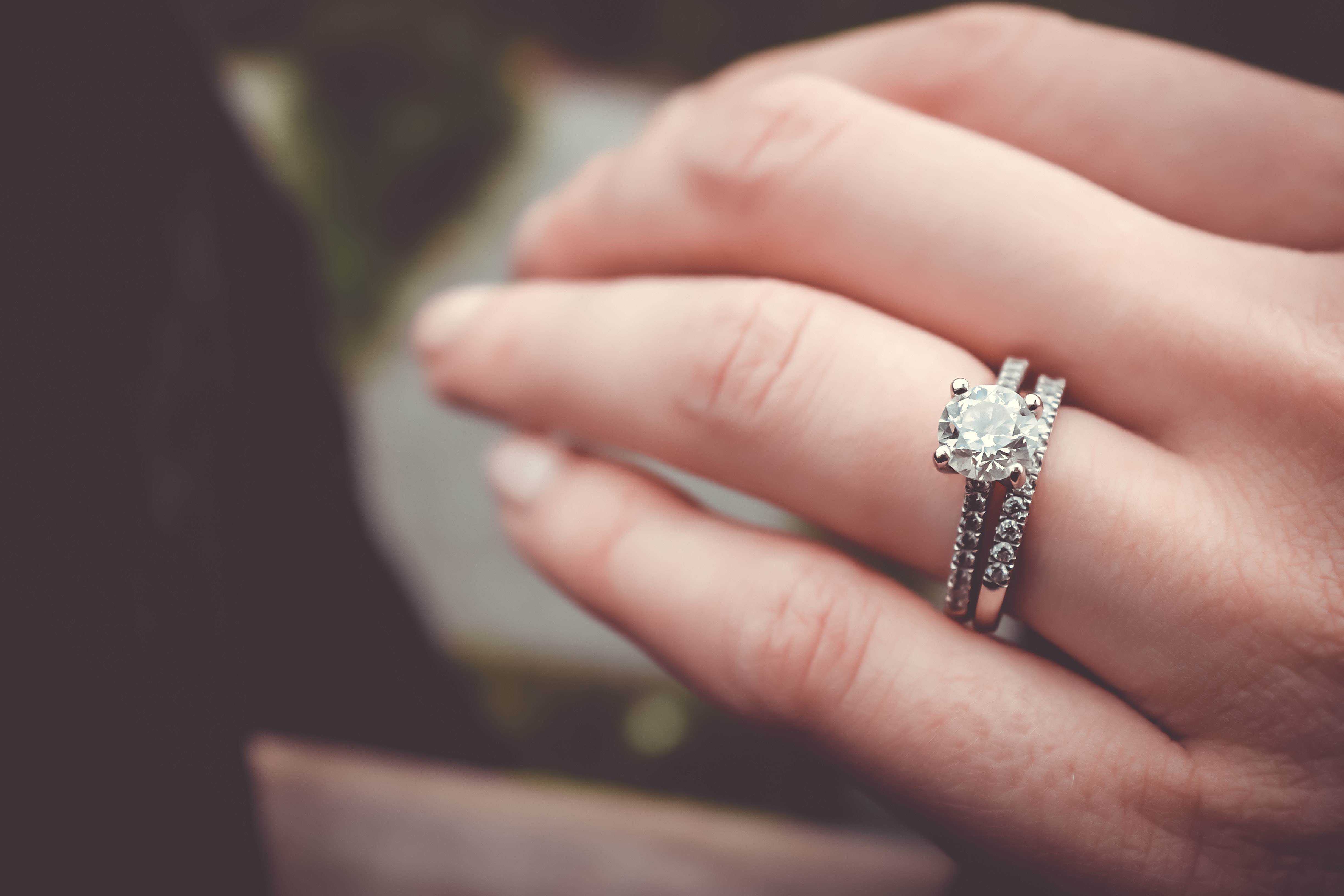 How Often Should You Clean Your Engagement Ring? The Experts Weigh In