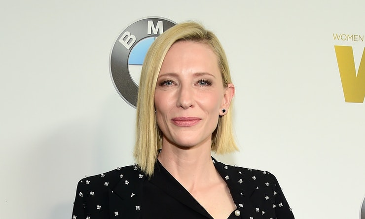 Cate Blanchett Skipped The 2017 Oscars & Her Great Style ...