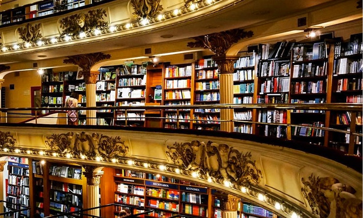 Image result for huge bookstore