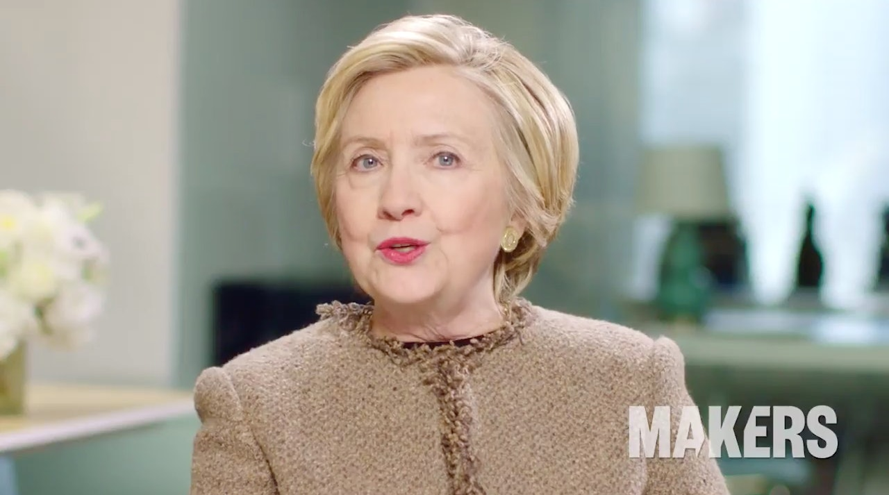 Hillary Clinton Releases Video Statement, Declares