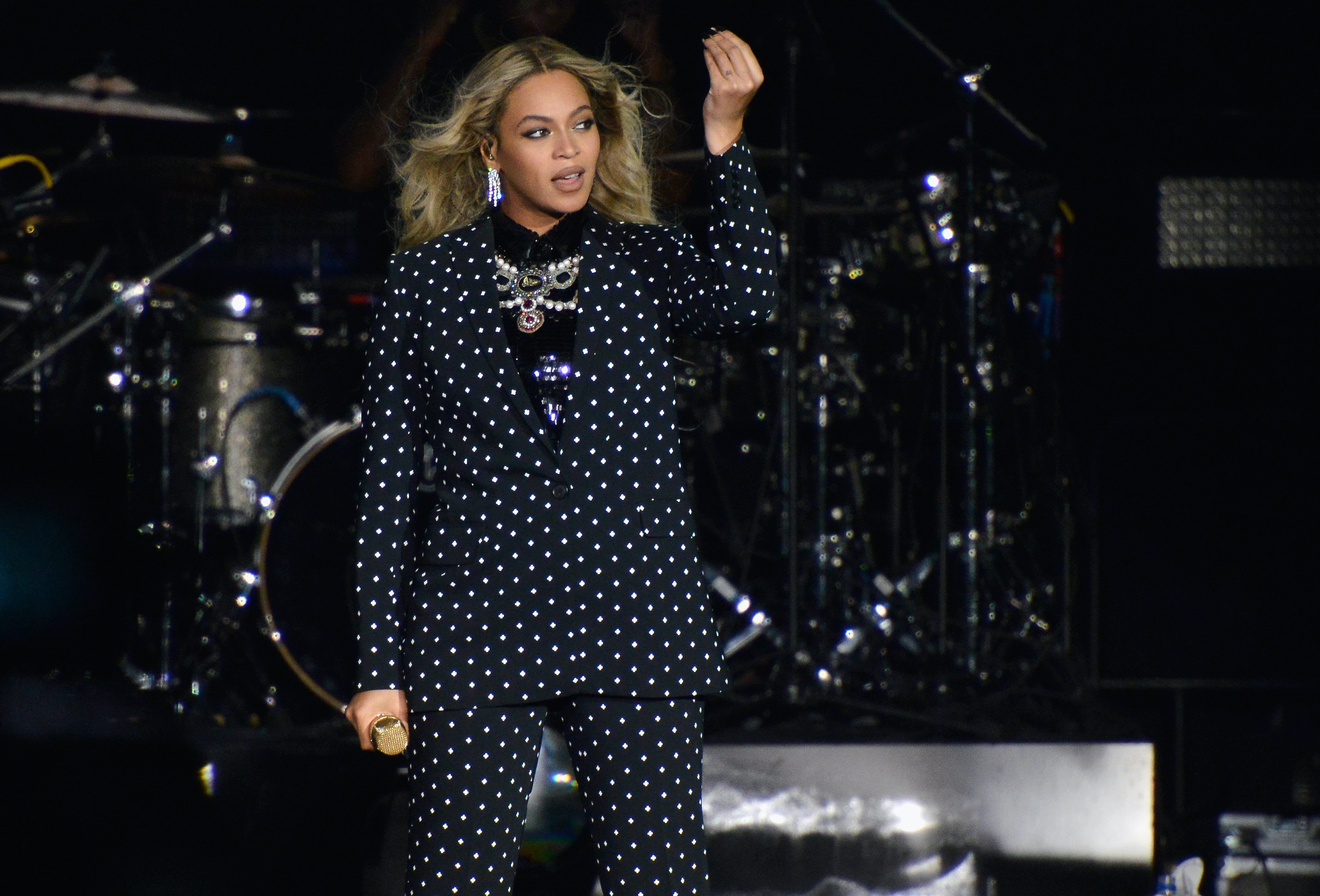 Beyonce to take it 'easier than normal' at the Grammys