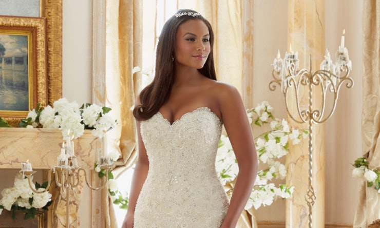 11 Plus Size Wedding Dresses That Are All Unique