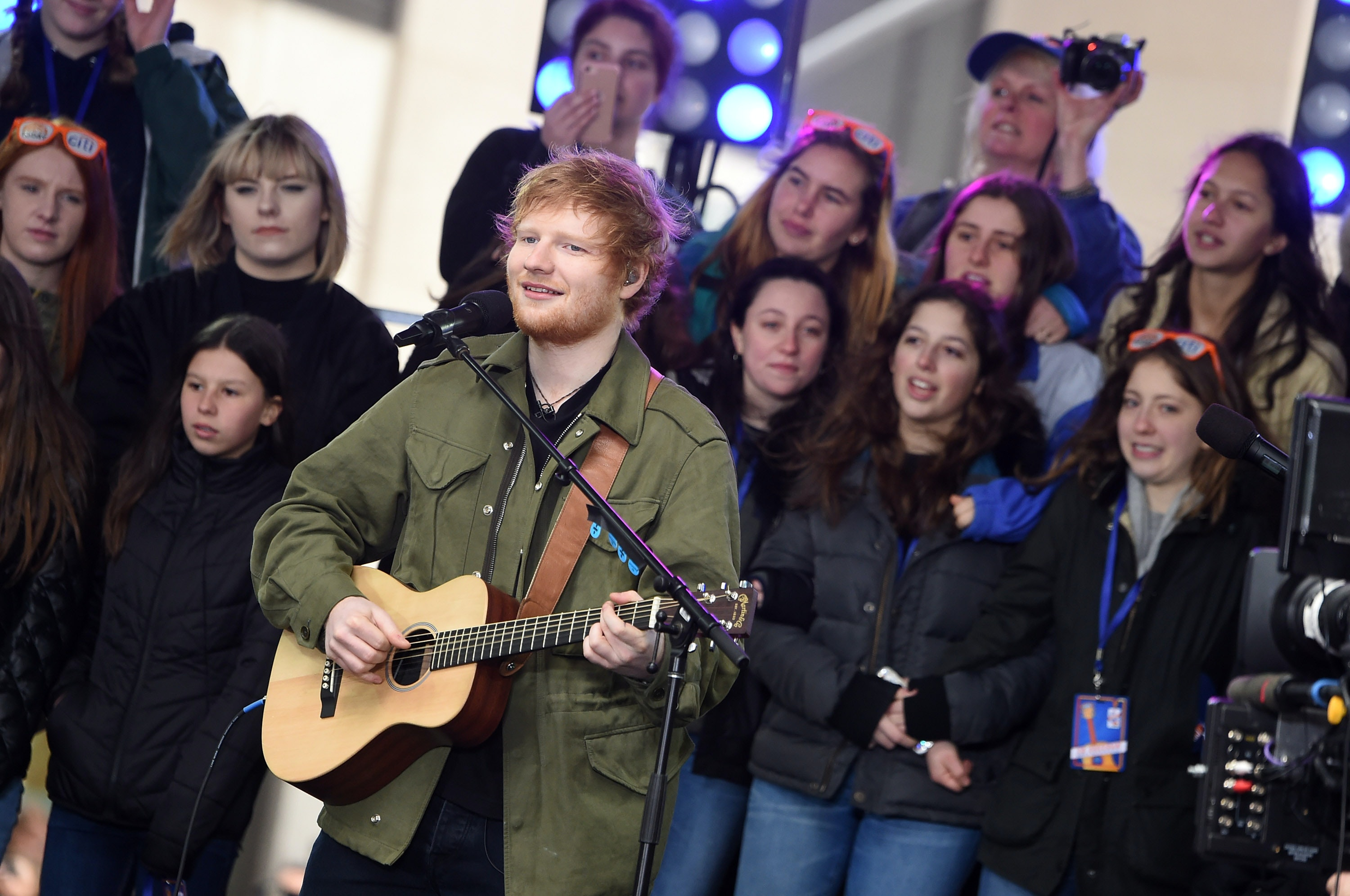 Ed Sheeran Lands Guest Spot On Season 7 Of 'Game of Thrones'