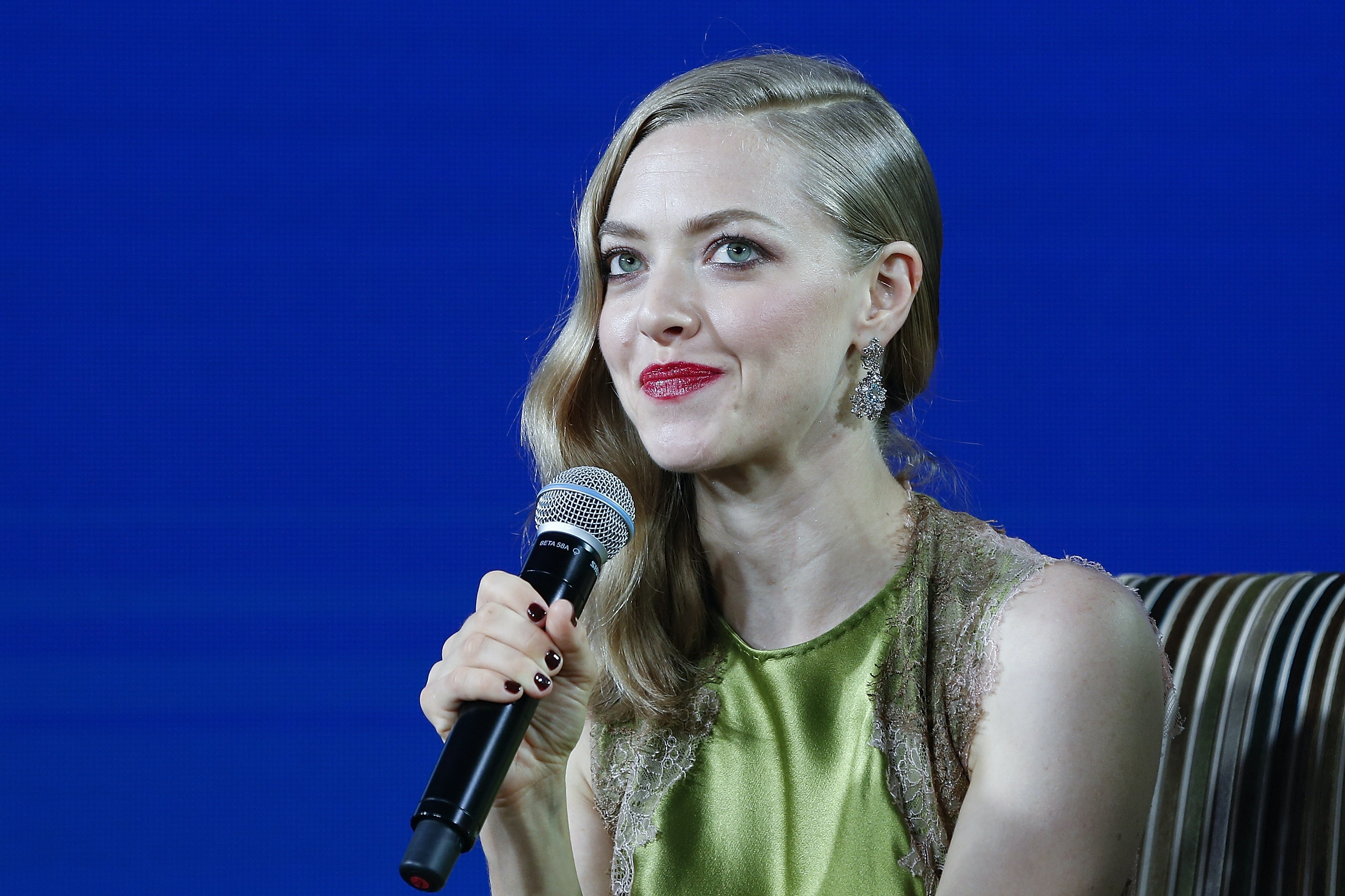 Amanda Seyfried & Thomas Sadoski Just Eloped