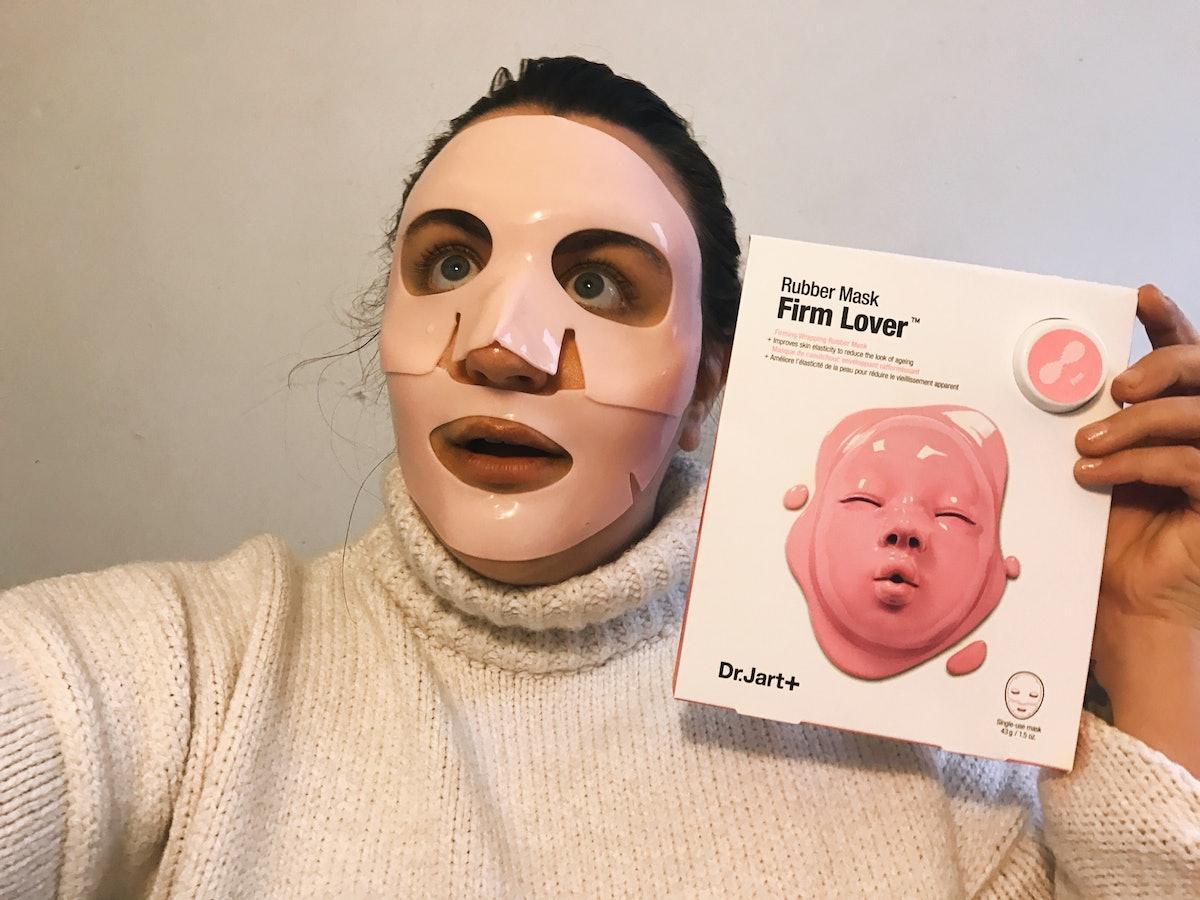 Hydration Lover Rubber Mask  Dr Jart  Sephora