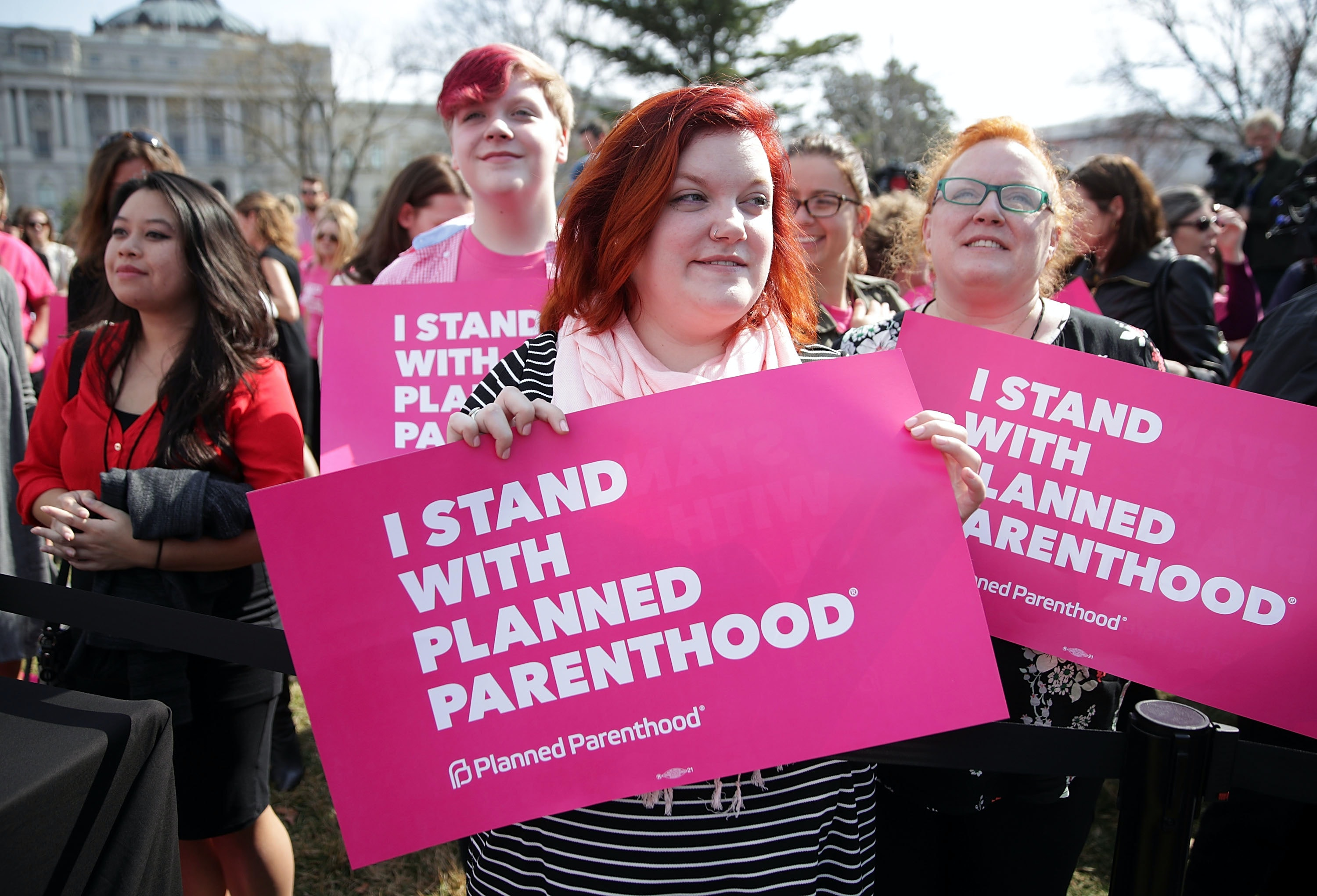 Female pastors in Iowa sign letter expressing support for Planned Parenthood
