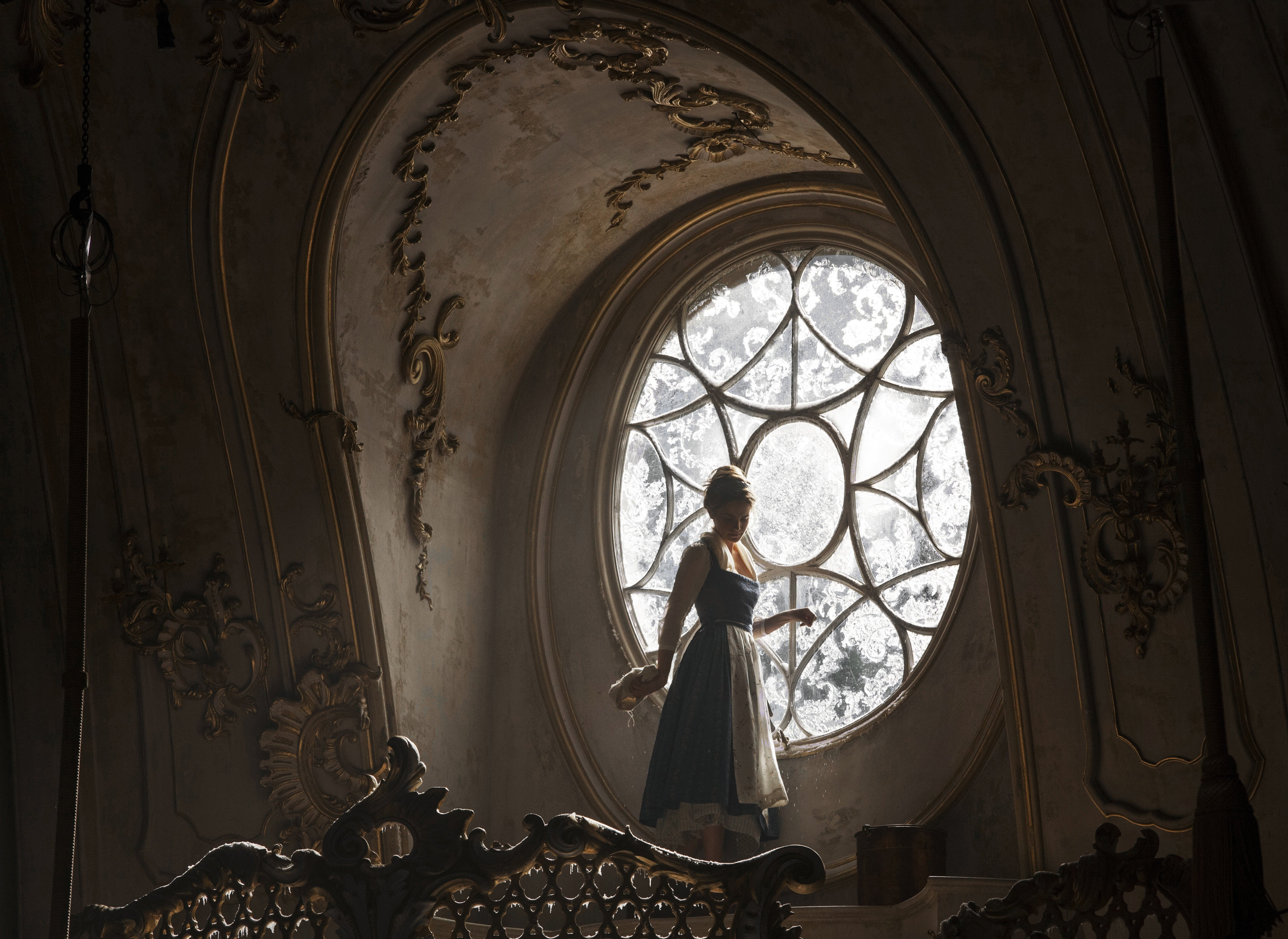'Beauty and the Beast' sets box-office record for PG-rated movie
