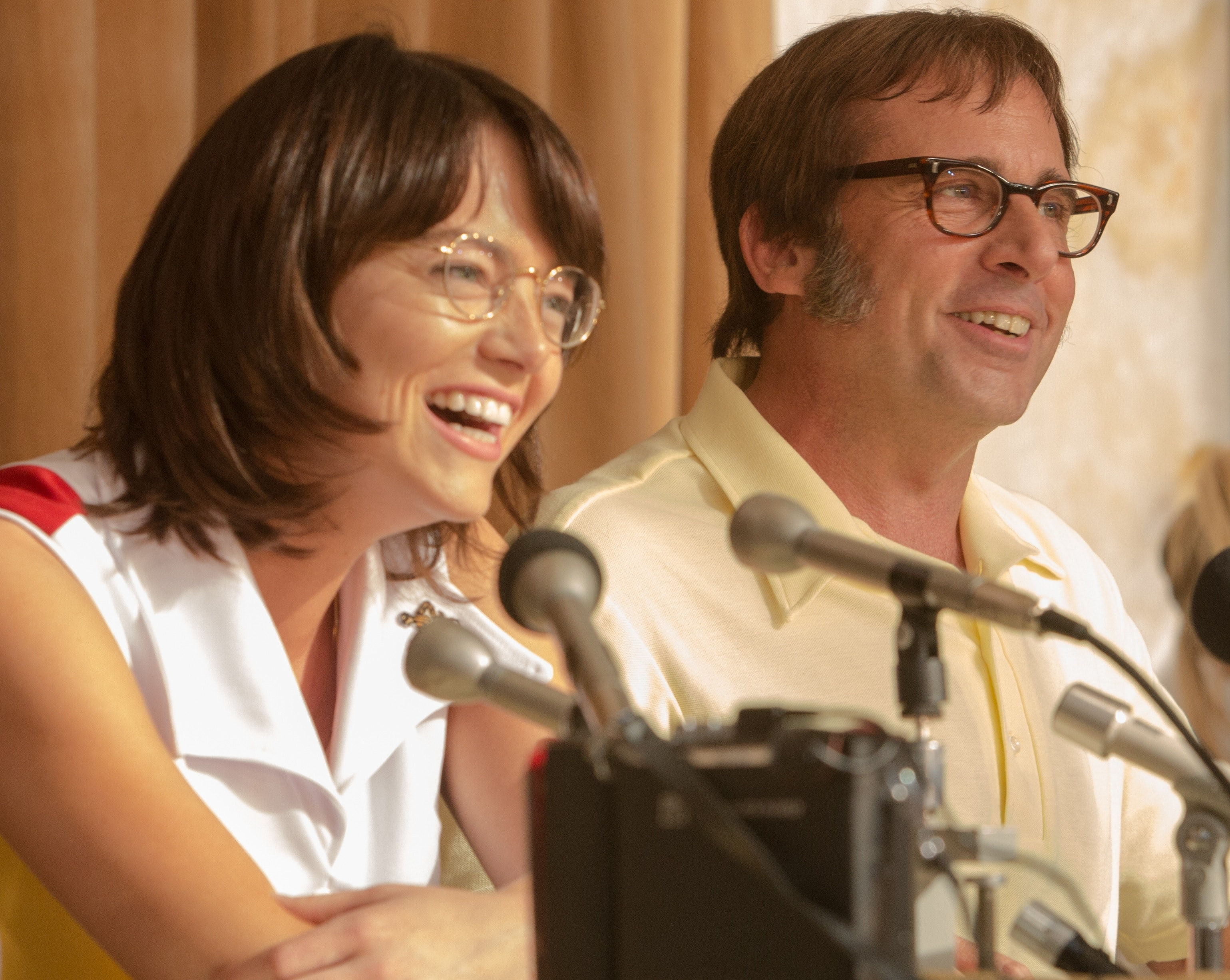 Emma Stone, Steve Carell's 'Battle of the Sexes' Gets September Debut