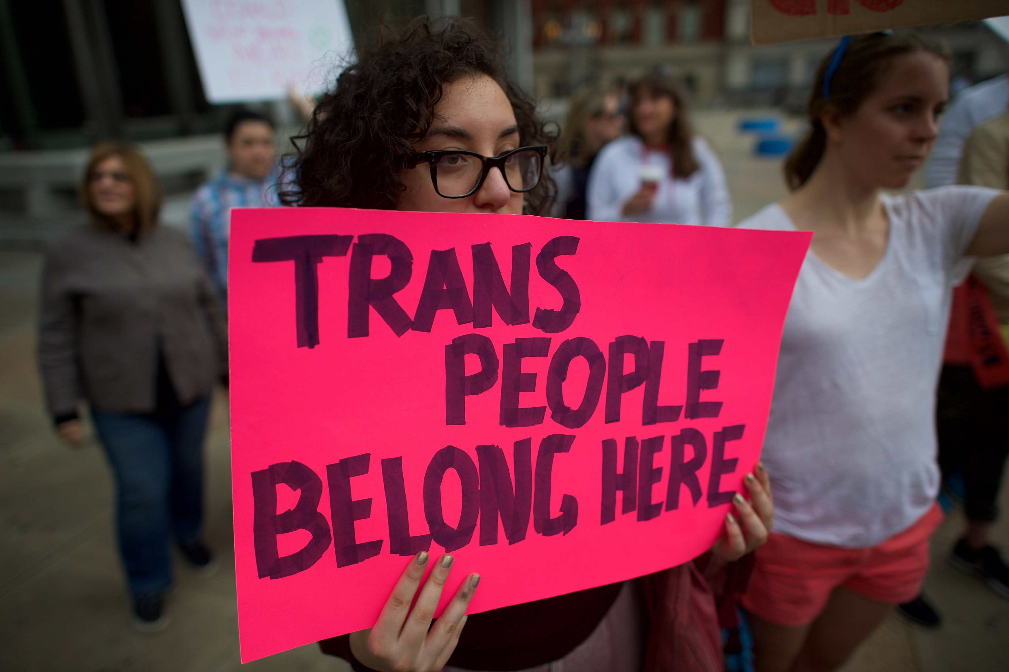 Pa. school district sued for allowing transgender student to use locker room