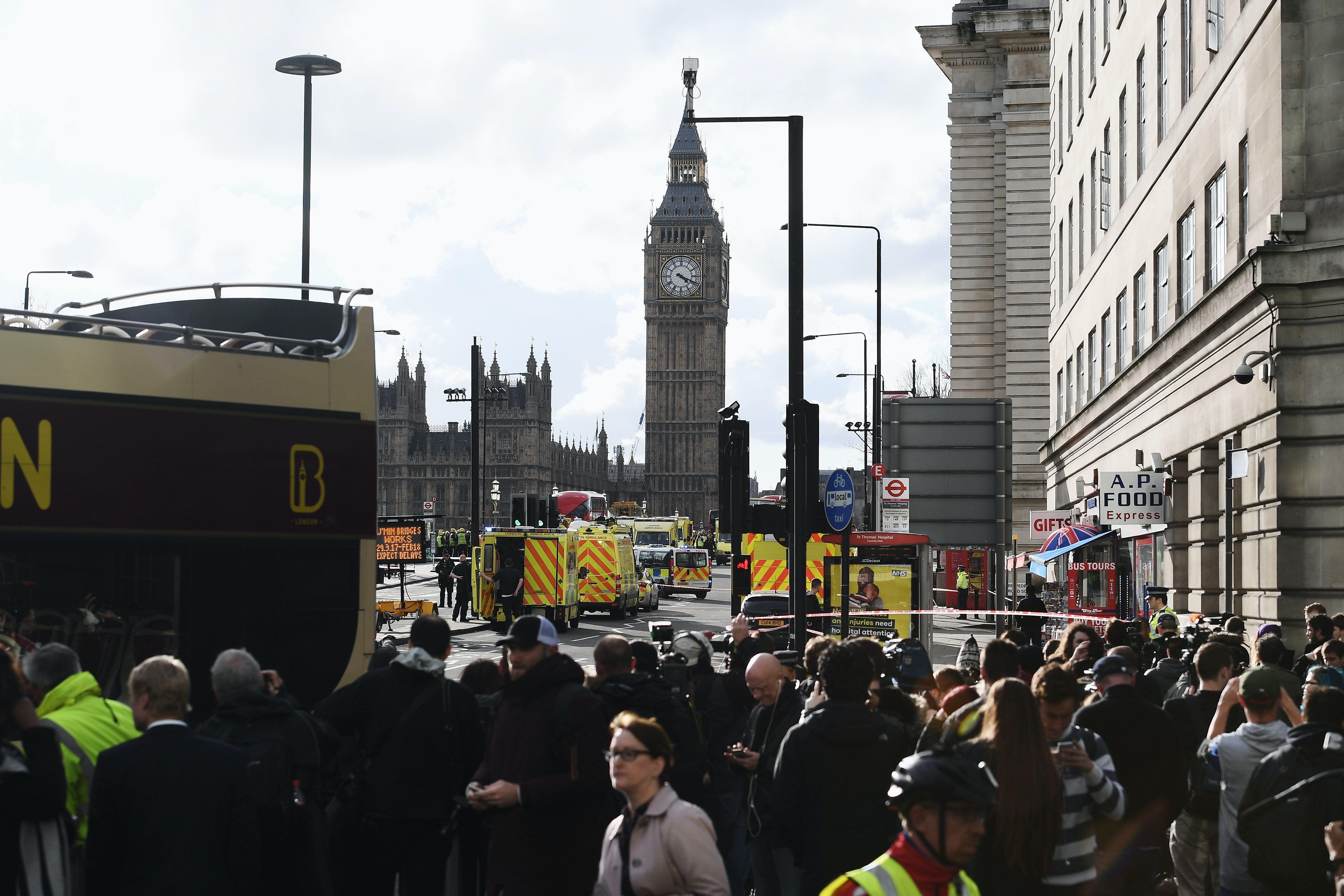 PM Modi condemns London 'terror attack', says India stands by UK