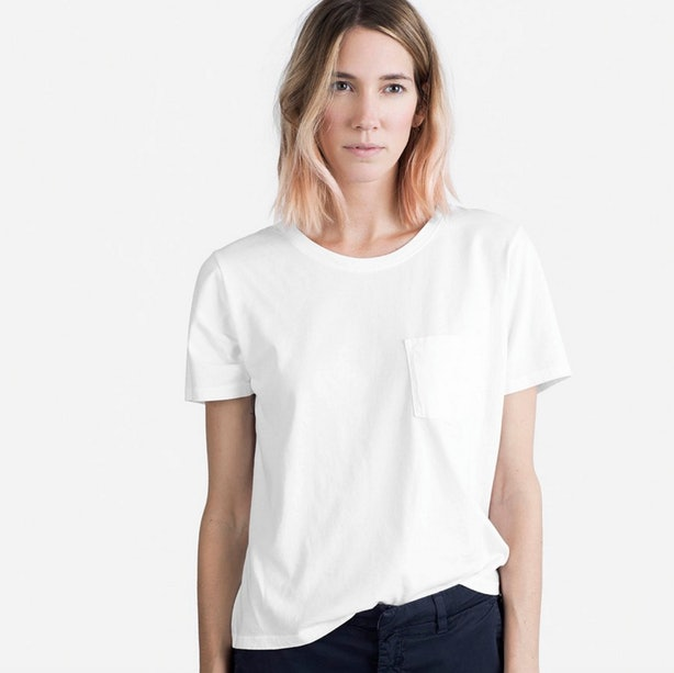 Bustle 39 s most wanted why my closet is almost entirely for Dingy white t shirts