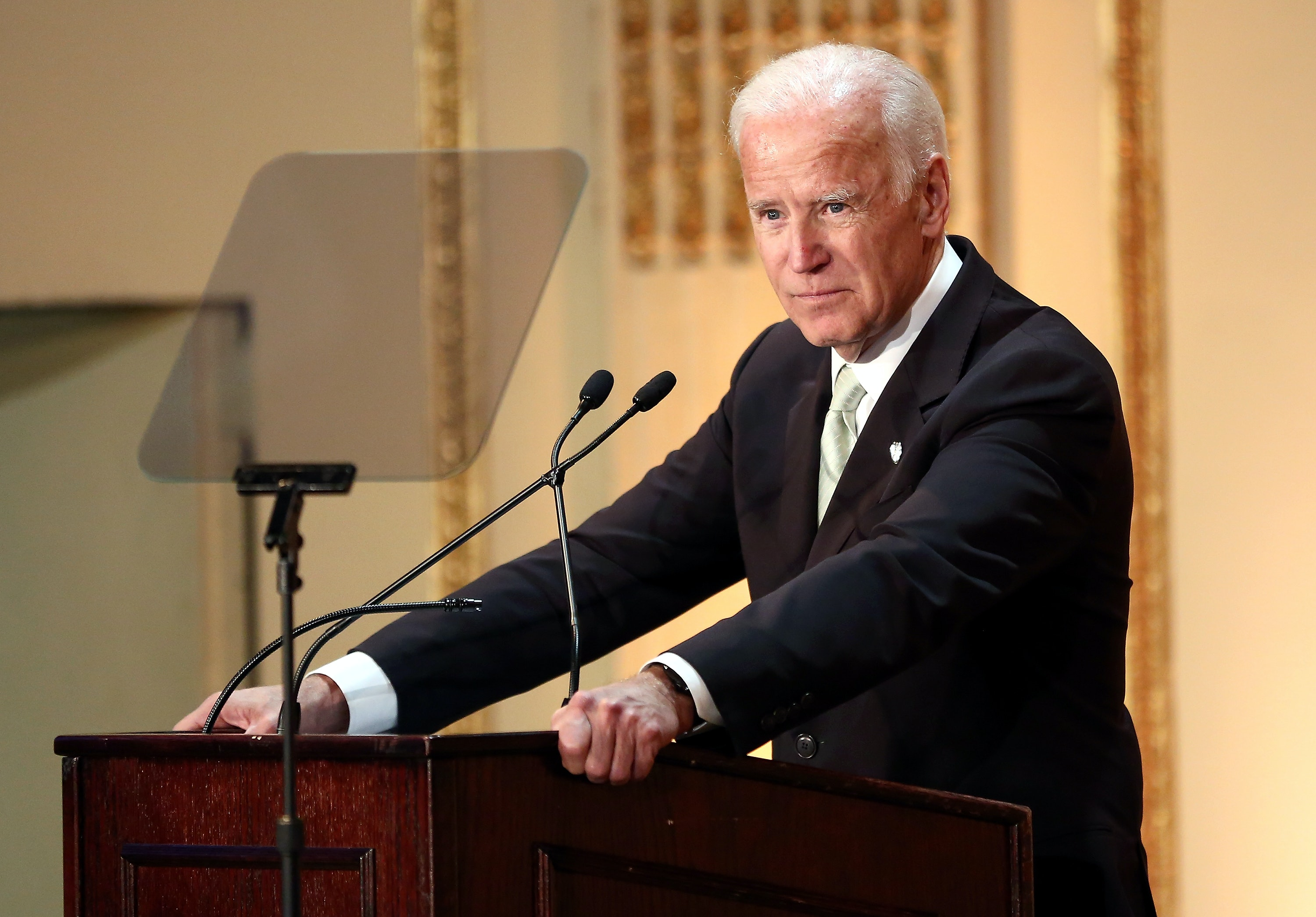 Joe Biden regrets for 'not running for President'
