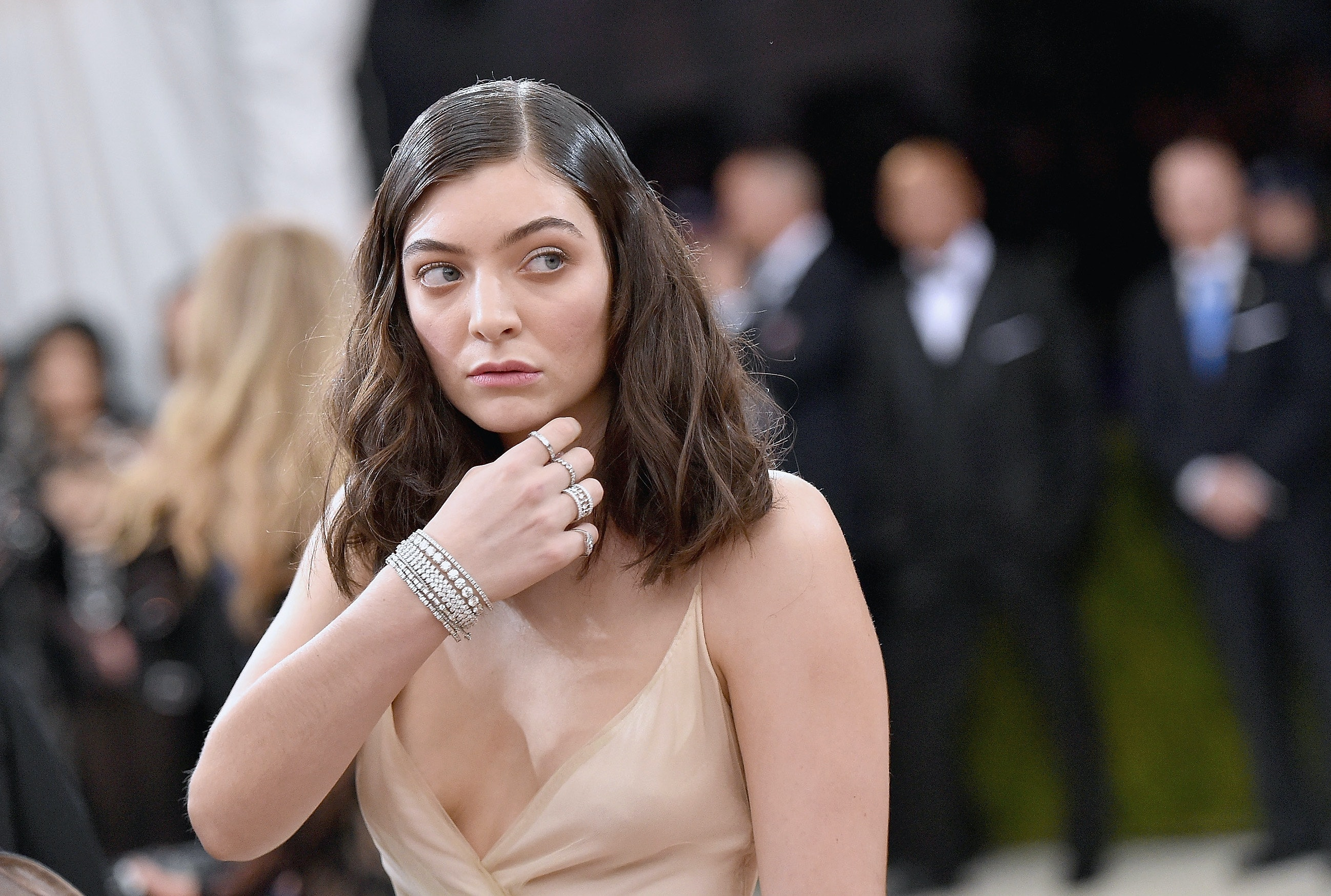 Lorde Releases A New Song Titled 'Liability'