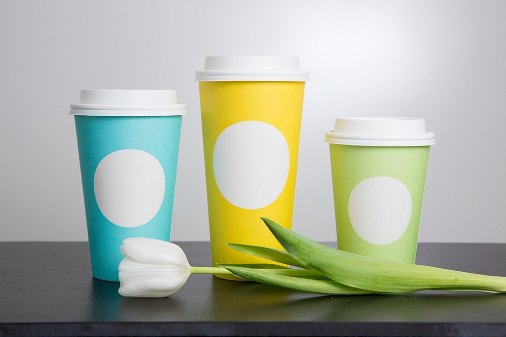 Starbucks unveils new cup design just in time for spring