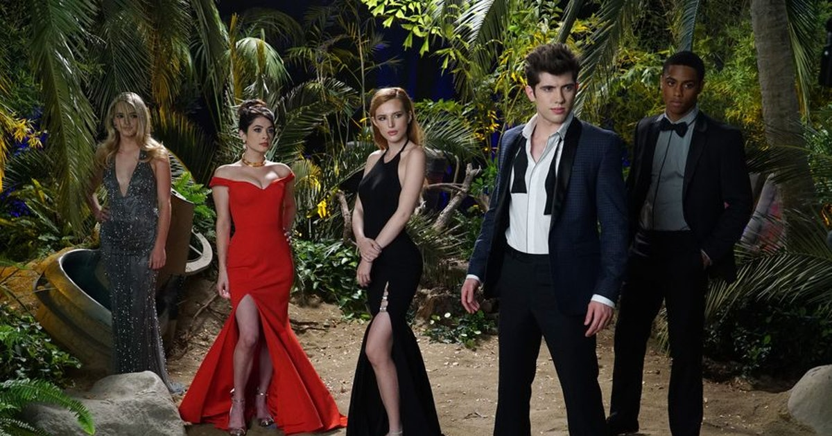 The 'Famous In Love' Cover Of