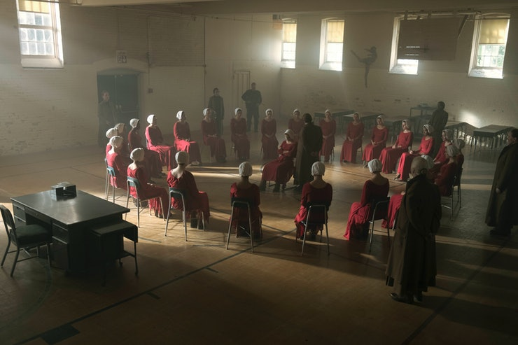 "the sons of jacob in the novel the handmaids tale by margaret atwood Did you catch this hidden theme in ""the handmaid's tale"" at the heart of margaret atwood's book sons the competition continues until jacob."