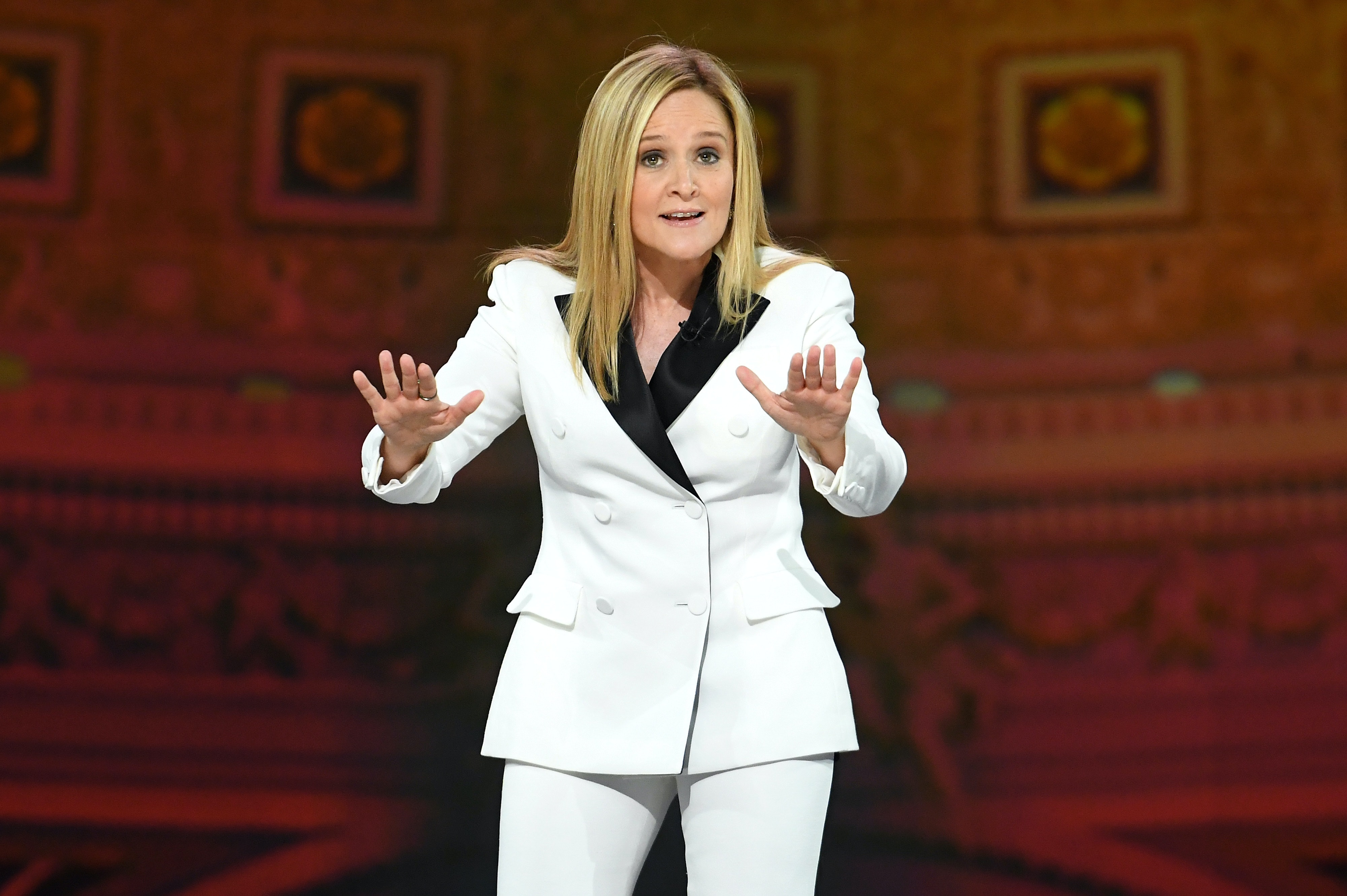 how to stream samantha bee's 'not the white house correspondents