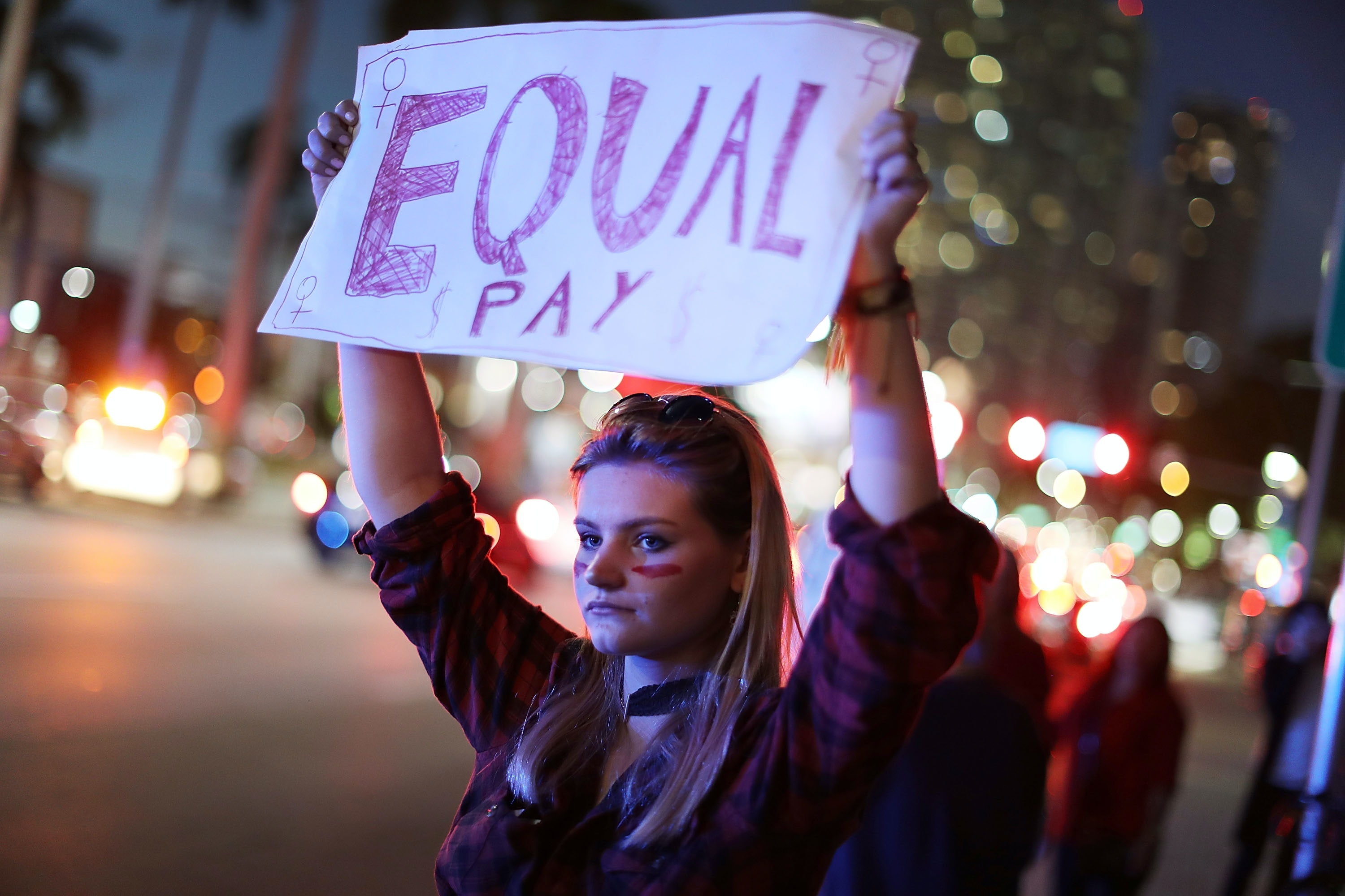 Equal Pay Day Highlights Newest Gender Wage Gap Numbers