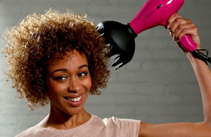 The 6 Best Diffusers For Curly Hair