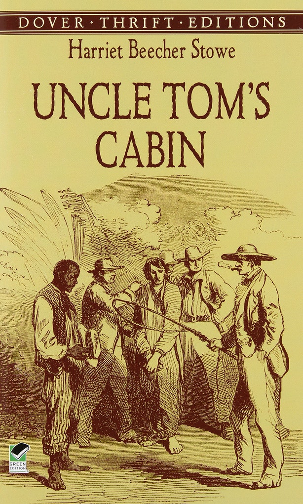 the horror of slavery in the novel uncle toms cabin by harriet beecher stowe About harriet beecher stowe: harriet elizabeth beecher stowe was an american author and abolitionist, whose novel uncle tom's cabin (1852) attacked the c.