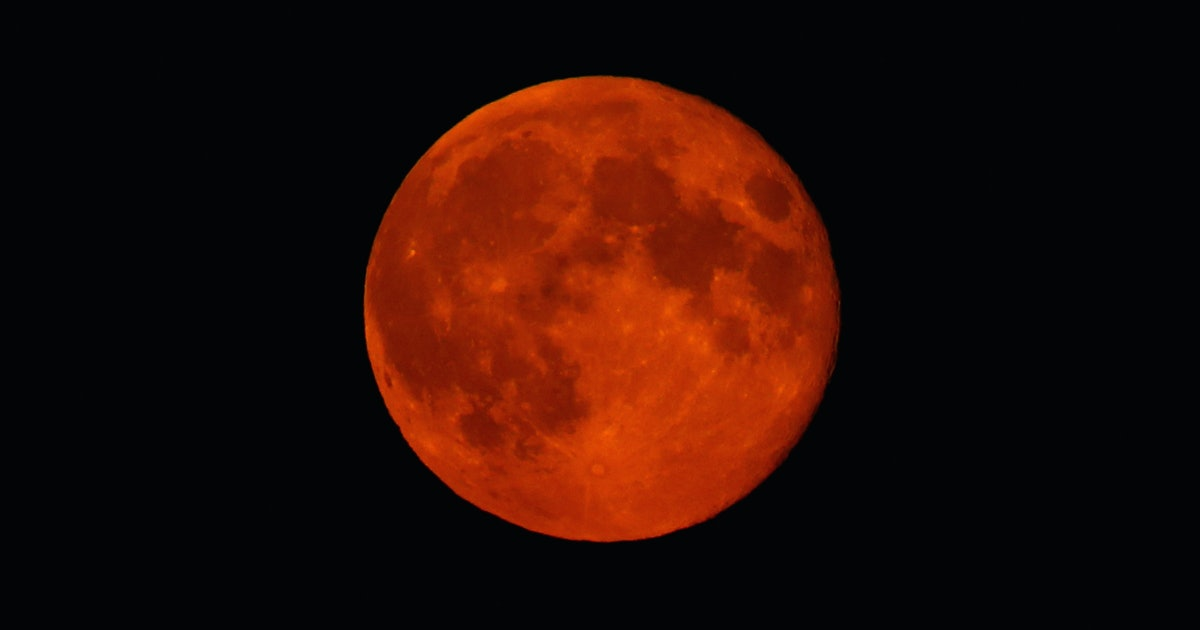 When can i see the strawberry moon 2017 be sure to set an What does it mean when the moon is pink