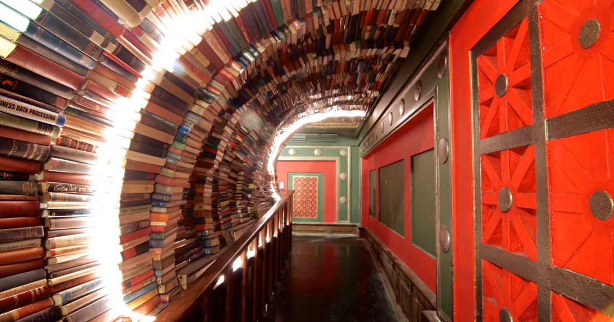12 Of The Most Beautiful Bookstores In The United States