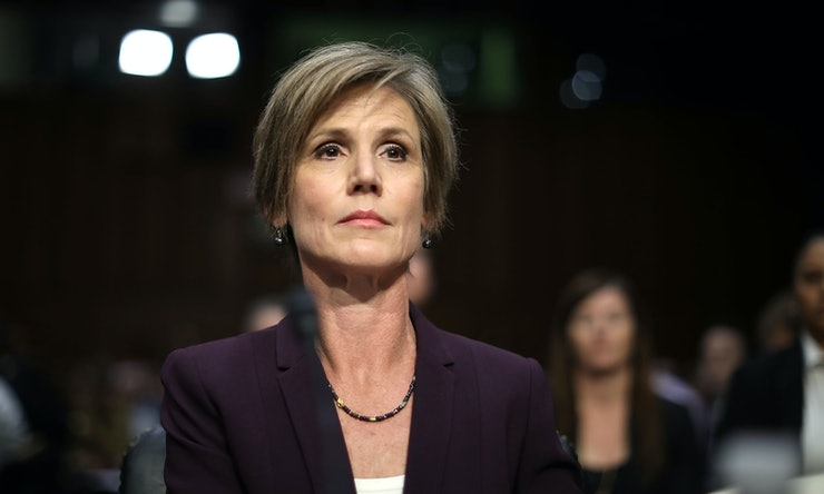 How To Stream Sally Yates Anderson Cooper Interview