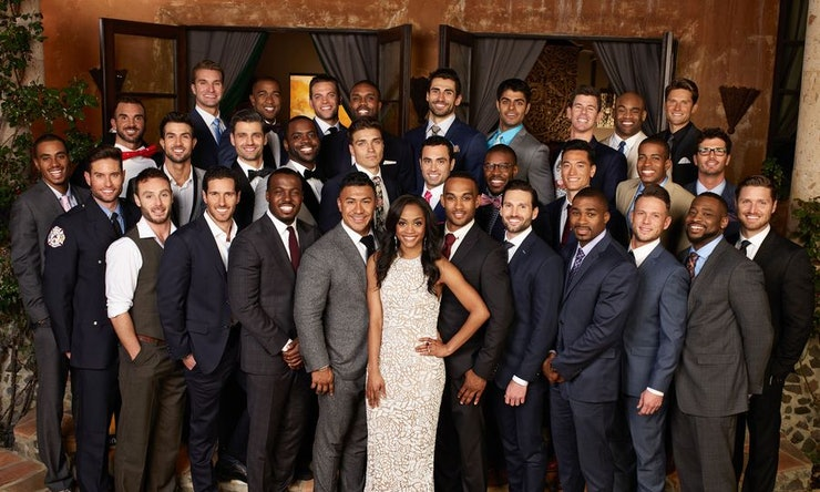 Rachel Lindsays Age Compared To Her Bachelorette Contestants Is The Other Way Shes Breaking Barriers