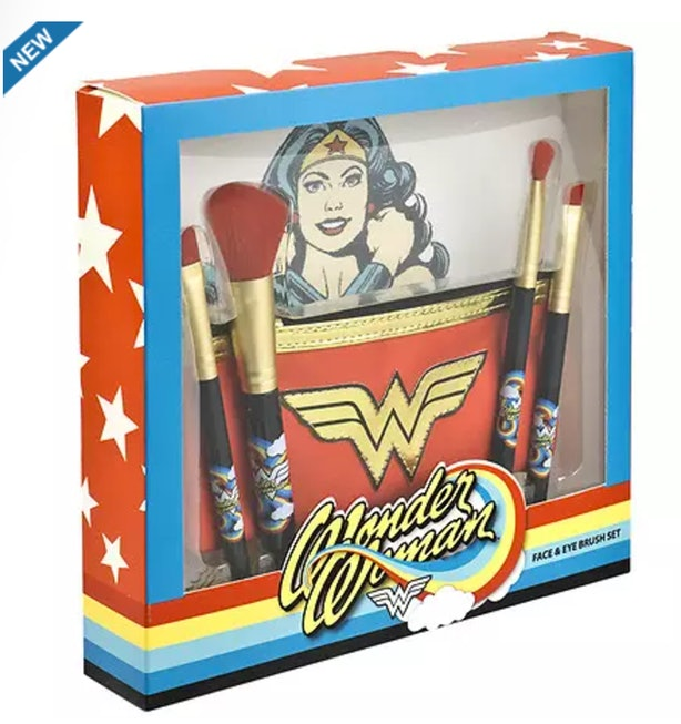Wonder Woman Makeup Bag Walgreens   Saubhaya Makeup