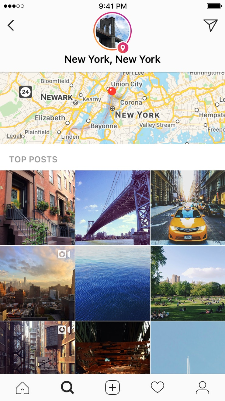 how to get the new instagram update