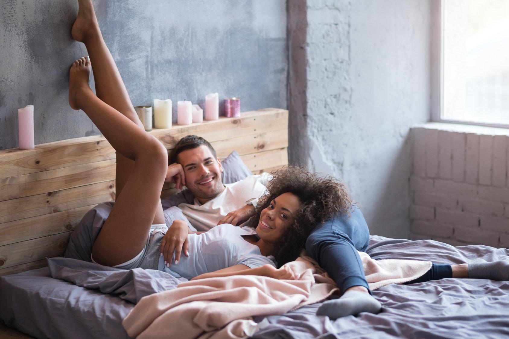 Ways To Make Sex More Interesting