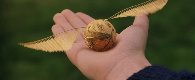 Quidditch snitch