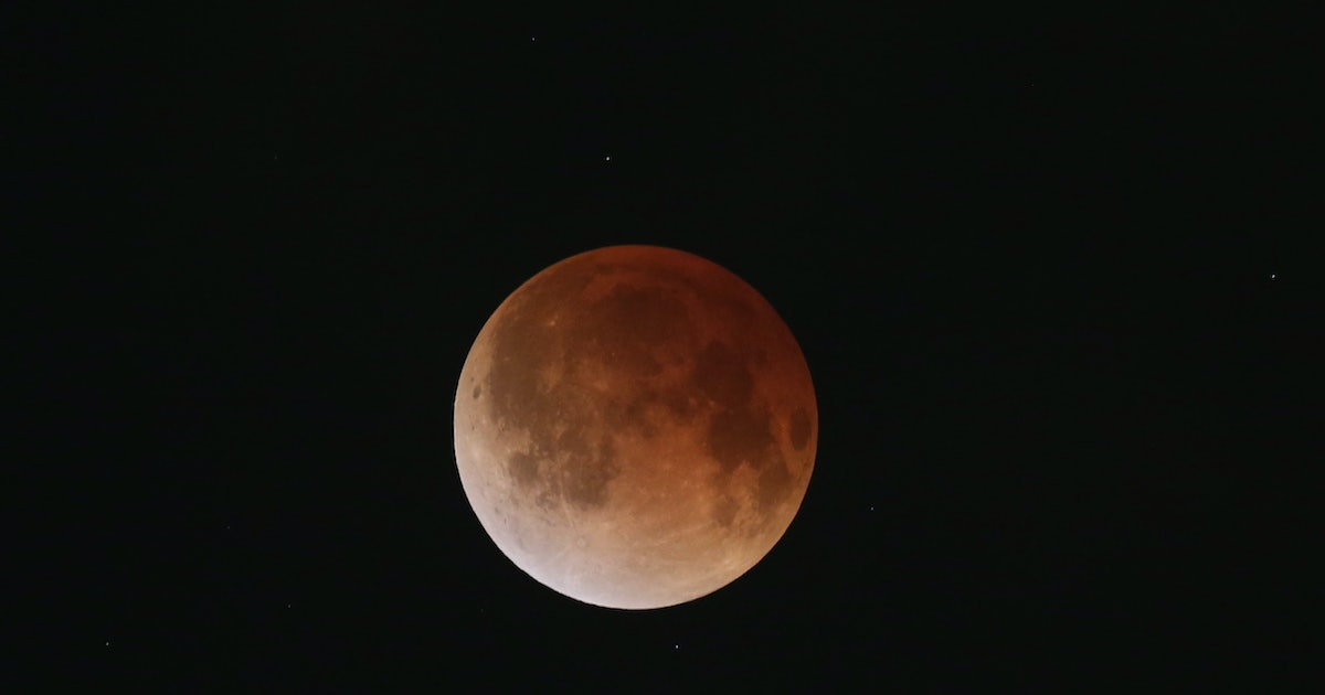 What Does The Strawberry Moon 2017 Mean It 39 S A Total