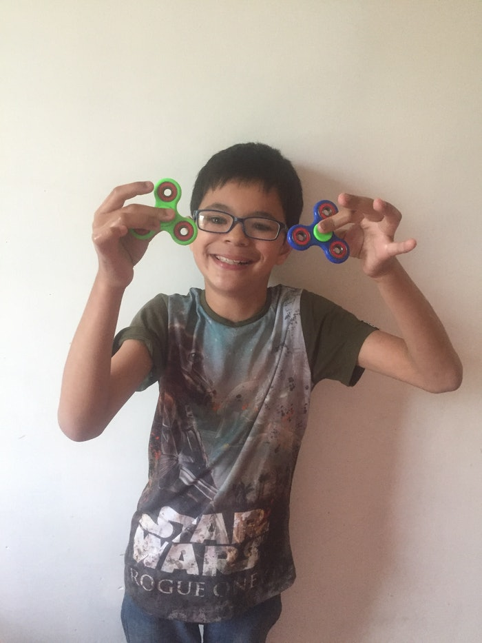 My Son Is On The Spectrum Amp Fidget Spinners Have Helped