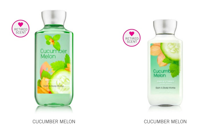 These 10 39 90s bath body works scents are back for a for Bath and body works discontinued scents 2017