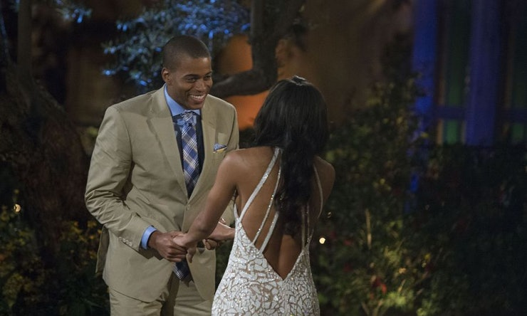 Whats Up With Eric On The Bachelorette All This Drama Doesnt Bode Well