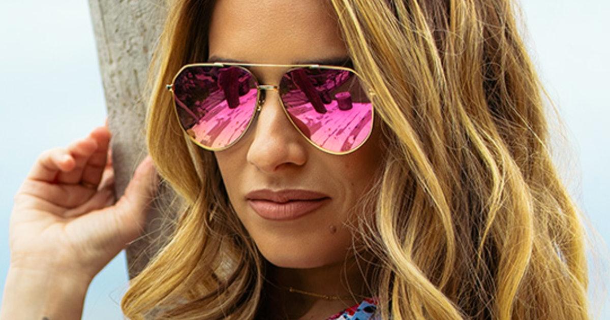 When Are The Jessie James Decker X Diff Aviator Sunglasses