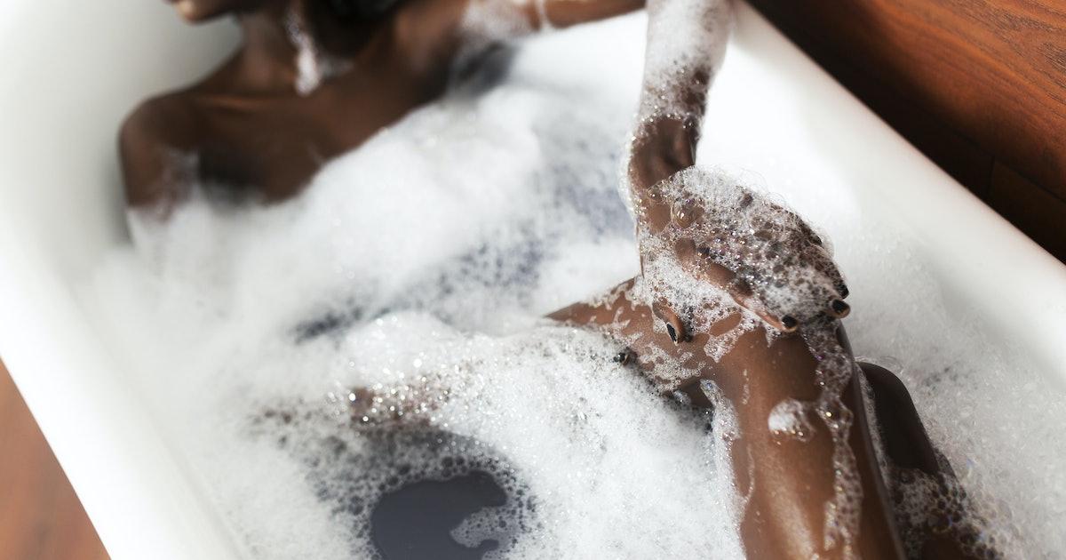 organic bubble bath for adults