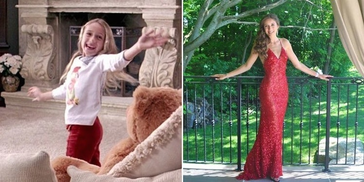The Actress Who Played Regina George's Sister Is All Grown ...
