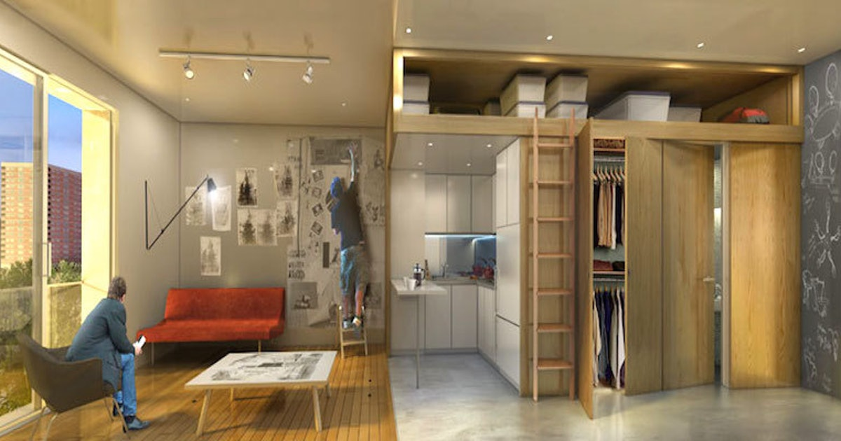 360 Square Foot Nyc Apartments Will Only Run You 3 000