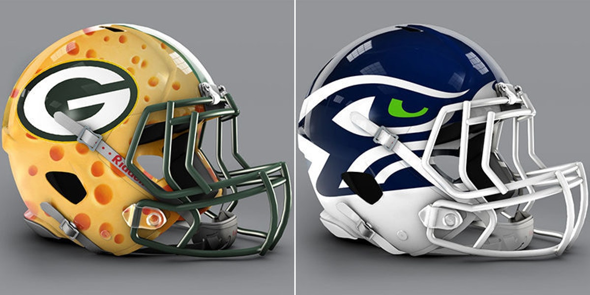 These Concepts For Futuristic Nfl Helmets Are Absolutely