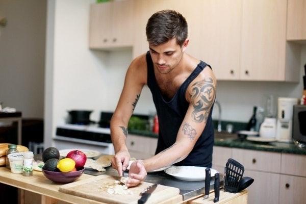 「cooking men」の画像検索結果