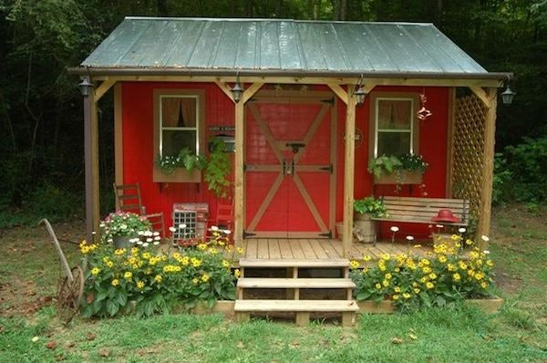 Female Man Cave Shed : Woman version of man cave best