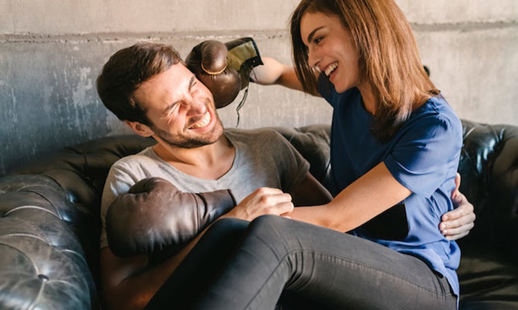 from Guillermo how often should couples see each other when dating