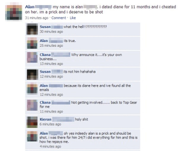 People Who Got Caught Cheating And Were Exposed On Social Media - 25 cheaters busted in the best way ever