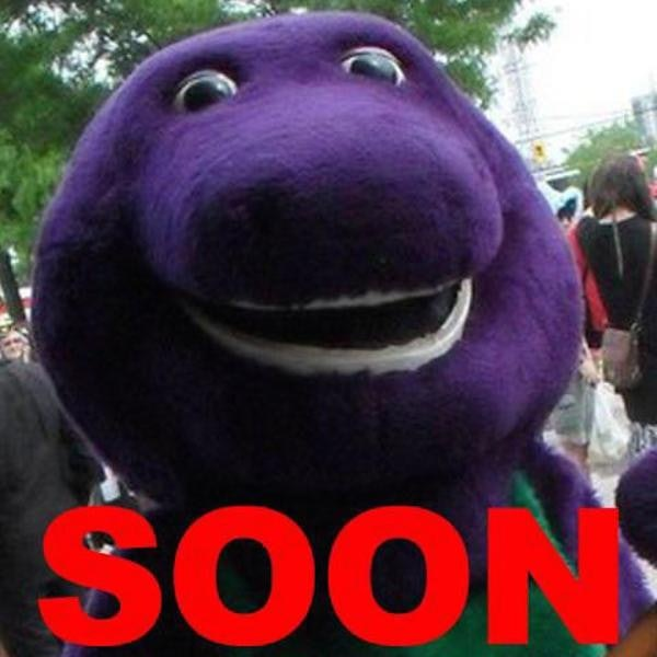 funny soon meme barney_43 barney is actually scarier than all the dinosaurs in 'jurassic park'