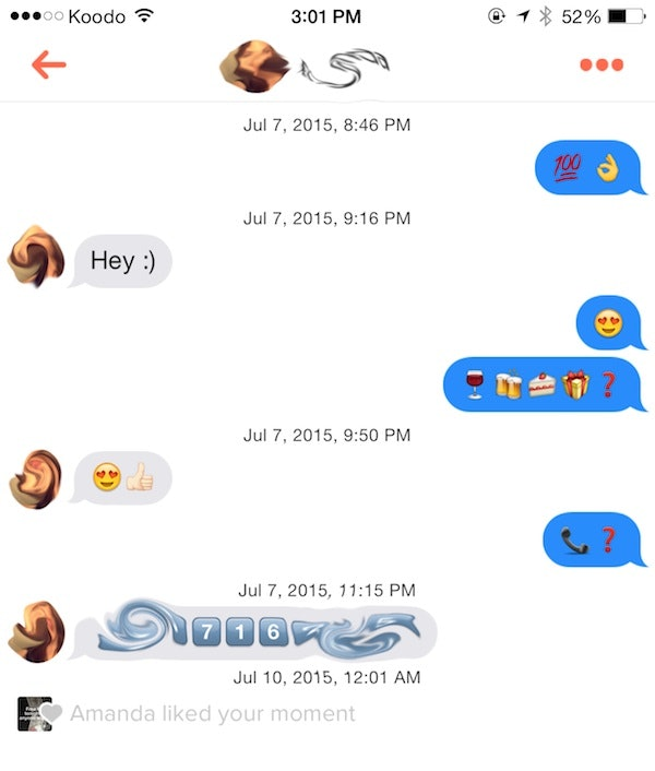 This Legendary Man Is Scoring Dates On Tinder By Only Using