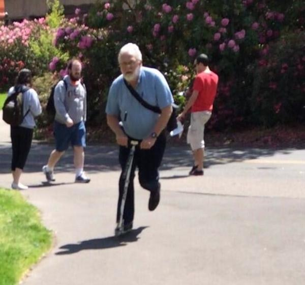 Adults Riding Razor Scooters Is The Worst Trend Since The Selfie Stick